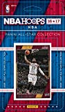 Amazon Price History for:2016 2017 Hoops NBA All Stars Collection Special Edition Factory Sealed Basketball Set with Lebron James of the Cleveland Cavaliers and Stephen Curry of the Warriors Plus