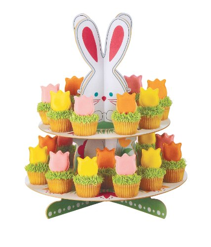 Wilton Hop N Tweet Treat and Egg Stand (Bunny Stand)