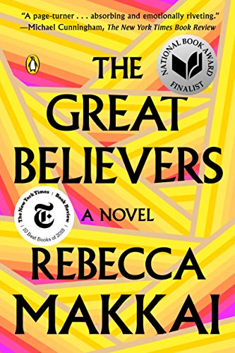 The Great Believers by [Makkai, Rebecca]