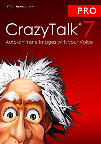 CrazyTalk7 PRO - Mac [Download] by Reallusion