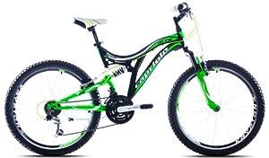 Capriolo Mountainbike 24 Zoll für Kinder /CTX240/, MTB, geeignet für 8 - 11...