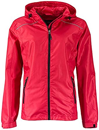 Jacket imperméable JAMESNICHOLSON Ladies' Rain Veste SLpzMVqUG