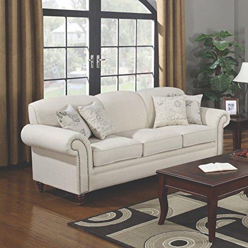 coaster-home-furnishings-501154-traditional-sofa-cream