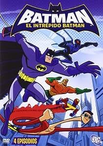 Batman El Intrepido Temporada 1 Volumen 1 [DVD]
