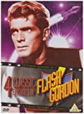 Steve Holland; Irene Champlin; Joseph Nash - Flash Gordon - 4 Classic Episodes - The Claim Jumpers / Akim The Terrible / The Breath Of Death / Deadline At Noon - [DVD]