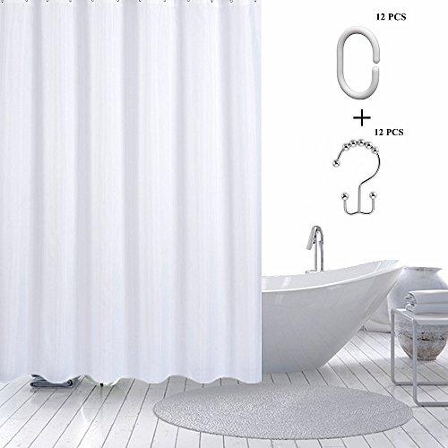 Tazay Fabric Shower Curtain Liner 72
