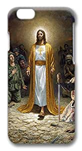 iphone 4 4s Cases, Jesus In Robe Protective Snap-on Hard Case Back Cover Protector Slim Rugged Shell Case For iphone 4 4s ( inch)
