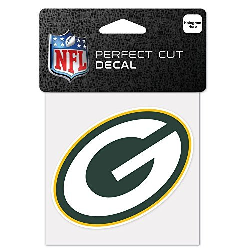 Wincraft GreenBay Packers Perfect Cut Color Decal 4