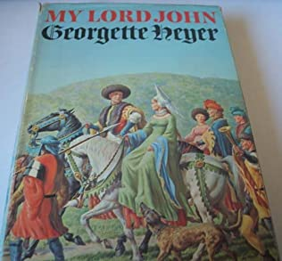 book cover of My Lord John