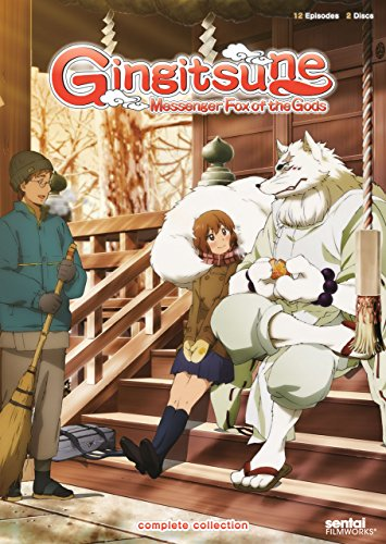 Gingitsune: Complete Collection (Anamorphic, Subtitled, 2PC, Complete)