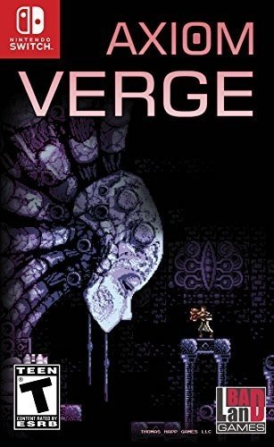 Axiom Verge: Standard Edition - Nintendo Switch from Badland Games