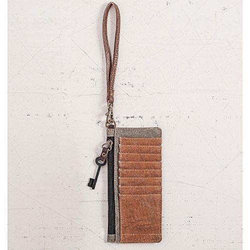 Mona B Live Love Wander Card Case M-3735