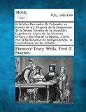 Estatutos Revisados de Colorado, en Fuerza de Ley Despues de la Suspension de la Sesion Novena de la Asemblea Legislativa, Leyes de Las Sesiones Octav, Ebenezer Tracy Wells and Fred J. Stanton, 1287330177