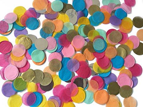 Fecedy Assorted Circles Confetti 5000pcs product image