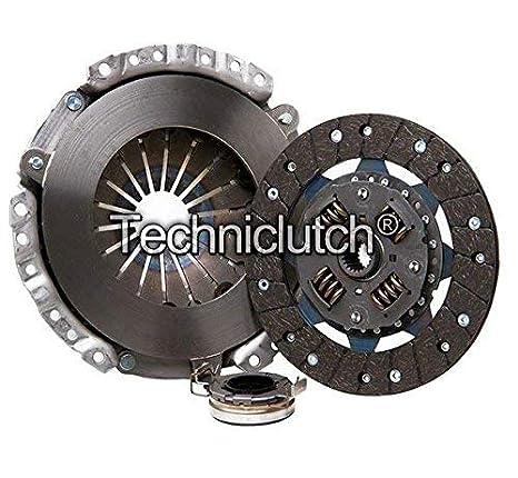 Ecoclutch 3 Piezas Kit de Embrague 8944819398762: Amazon.es: Coche y moto