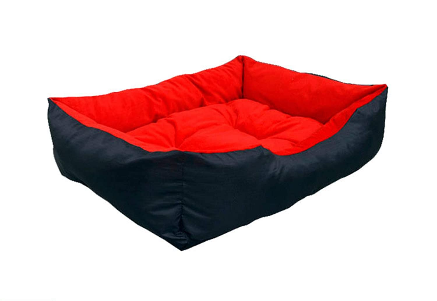 RED XL RED XL SENERY Pet Dog Bed Sofa Mat House, Large Breed lanket Cushion Basket Supplies Bed for Cat Puppy Dog