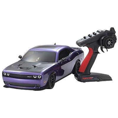 Kyosho Fazer Mk2 Dodge Hellcat: Toys & Games