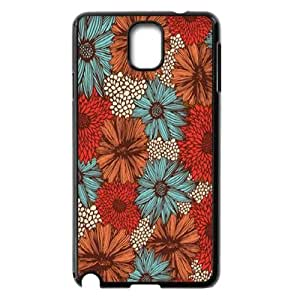 Flower DIY Cover Case for Samsung Galaxy Note 3 N9000 LMc-21661 at