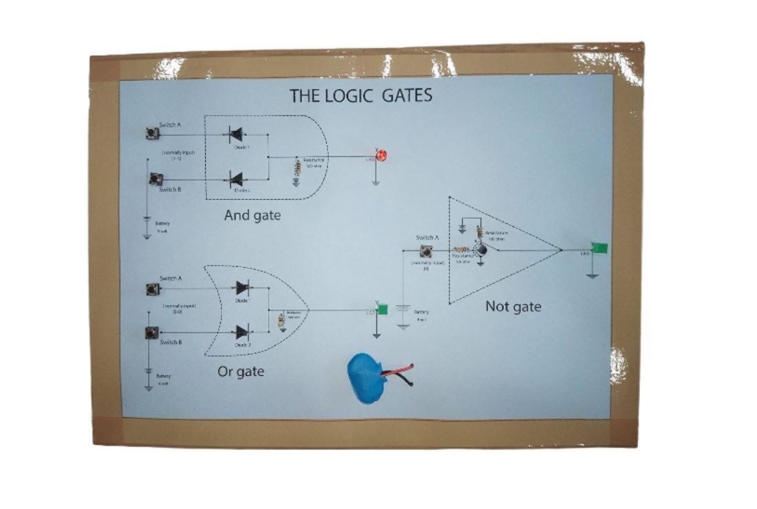 Electroscientific Logic gate Project: Amazon.in: Industrial & Scientific