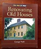 Renovating Old Houses 9780844672649
