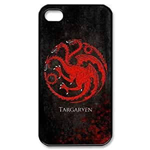 Pink Ladoo? Custom Game of Thrones Skin Personalized Custom Hard CASE for iPhone 4 4s Durable Case Cover
