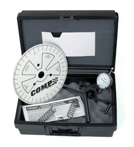 COMP Cams 4796 Universal Camshaft Degree Kit