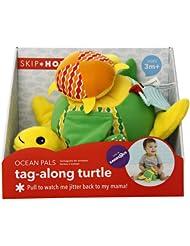 (可爱)美国 Skip Hop 海洋朋友 活力开发 毛绒玩具 $7.01
