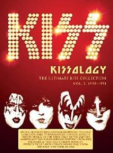 Kissology (Volumen 2, bonus capital) [DVD]