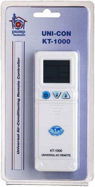 Kt-1000/Hand Held t/él/écommande universelle pour climatisation