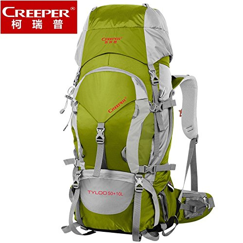 WXD 2015 neue professionelle Outdoor- Rucksack 60L Bergsteigen Rucksack Tasche wasserdichte Tasche Männer und Frauen Umhängetasche Wandern