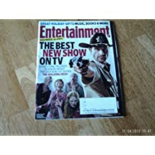 Entertainment Weekly #1131 December 3, 2010 The Best New Show on TV - The Walking Dead