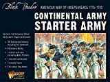 Black Powder American War of Independence, Continental Starter Army by Warlord Games