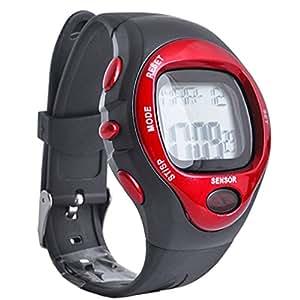 Reloj deportivo Pulsómetro Medidor correr sensor