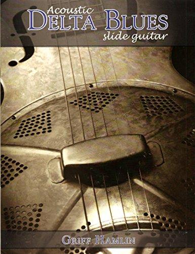 Acoustic Delta Blues Slide Guitar With DVD