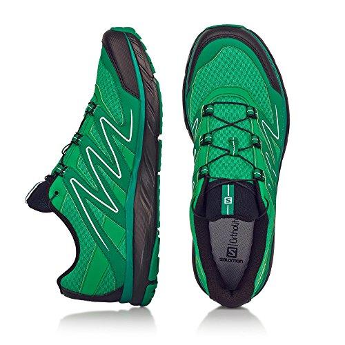 Salomon X–zapatos de caza Pearl Verde