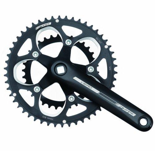 Fsa Bike Cranks (FSA Vero Crankset Compact)