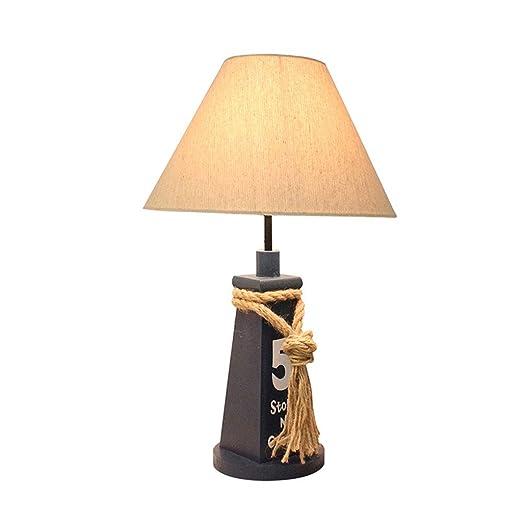Ozigwpa3 Lámpara de Mesa de Registro - Boya Sala de Estar Mesa de ...