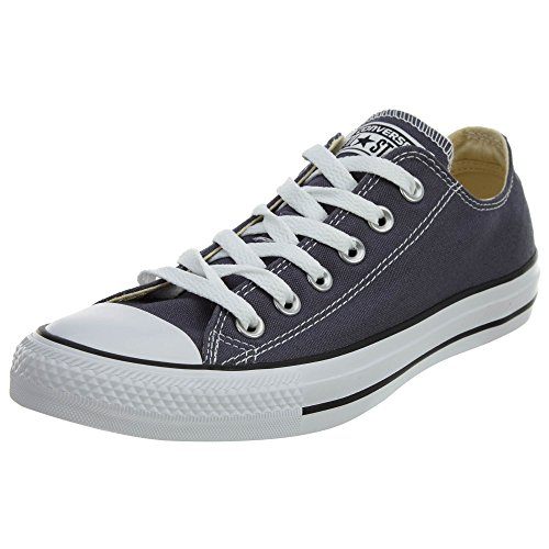 Converse Womens CTAS Ox Sharkskin Canvas Trainers Grey