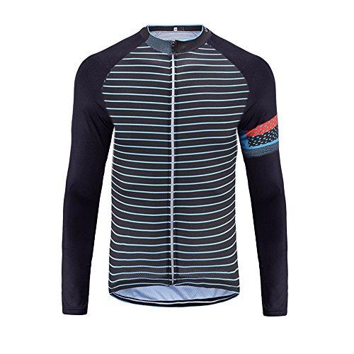 (Uglyfrog New Mens Outdoor Sports Wear Short Long Cycling Jersey Summer Bike Shirt Bicycle Top)