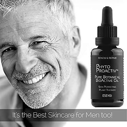 Aceite facial Bio Activo Antienvejecimiento de ESENSi | Elimina Arrugas Acne Estrias y Cicatrices: Amazon.es: Belleza