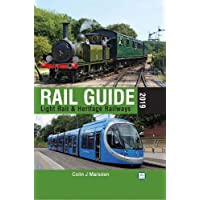 abc Rail Guide 2019: Light Rail & Heritage Railway