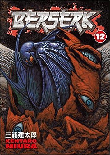 berserk vol 12 kentaro miura 8601417647844 amazon com books