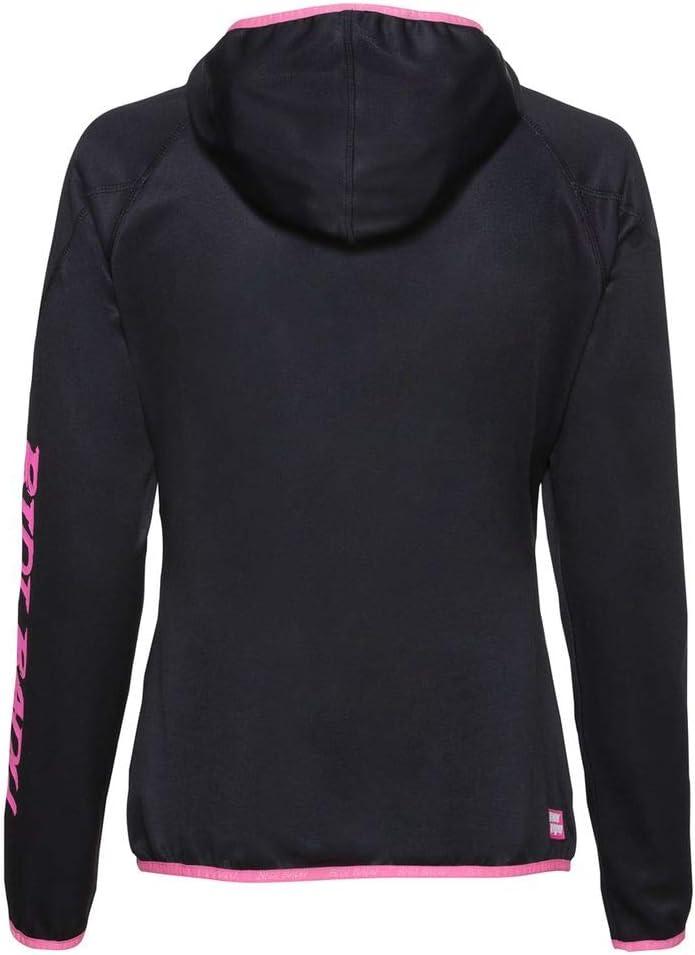 Black//pink BIDI BADU Inga Tech Jacket