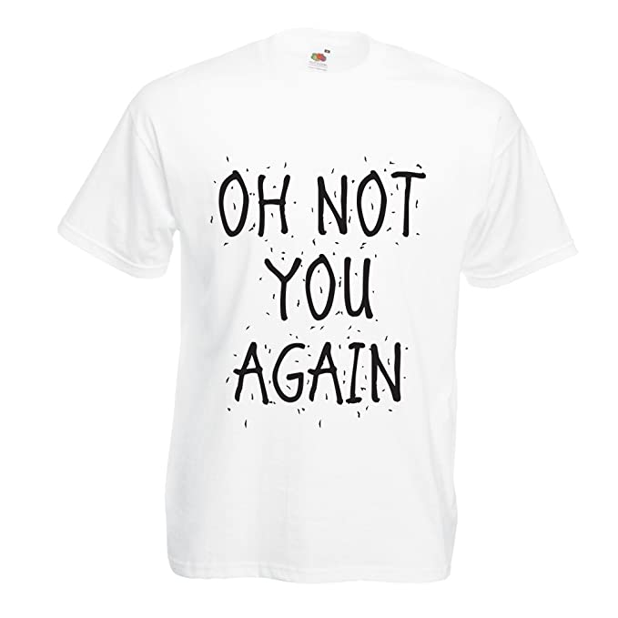 Camisetas Hombre Oh, Frases sarcásticas, Lema Divertido, Refranes de Humor, Idea de