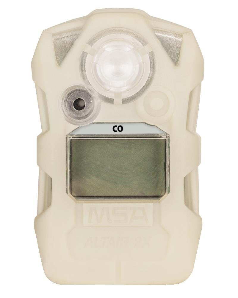 MSA 10154187 Carbon Monoxide-Hydrocarbons CO-HC Glow-in-the-Dark ALTAIR 2X Detector by MSA