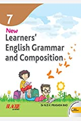 New Learner's English Grammar & Composition Book 7 Paperback