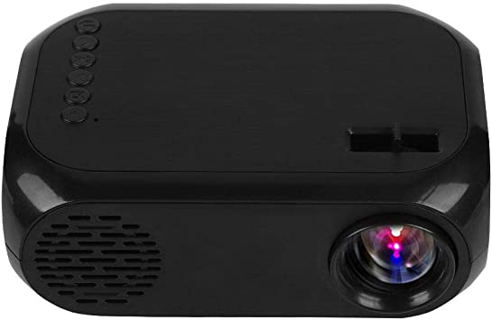 Opinión sobre Bewinner Mini Proyector de Video,Portable HD 1080P Proyector LED 4000 Lúmenes Compatibilidad con Tarjeta SD TF U Disco USB HDMI LCD Home Cinema Proyector de Cine en Casa en El Hogar(EU pulg)