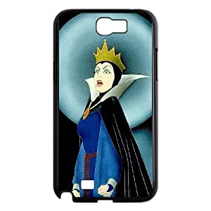 Disney Snow White And The Seven Dwarfs Character Samsung Galaxy N2 7100 Cell Phone Case Black PhoneAccessory LSX_904575