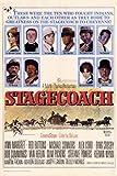 Stagecoach 11x17 Movie Poster (1966)