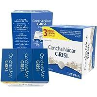 Concha Nácar Grisi Tripack Concha Nácar Jb 125g, color, 375 gram, pack of/paquete de
